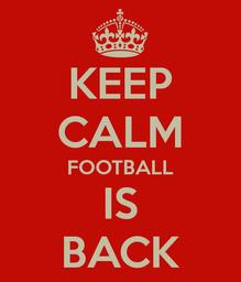 We're back!!!