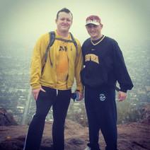 I went Rocky Mountain climbing