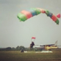 I went skydiving