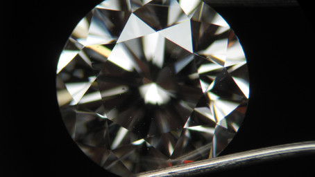 Clarity of a Diamond