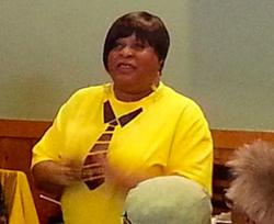 Brenda Starr Woods