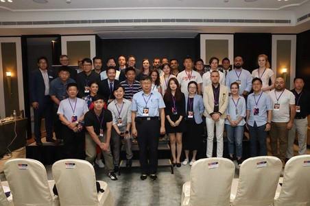 2018 with Taipei City Mayor