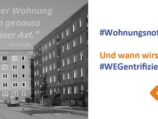 Offener Brief zur Leverkusener Wohnungsmarktsituation
