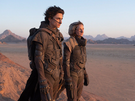 Review: 'Dune' Is A Colossal Landmark In Visual Sci-Fi