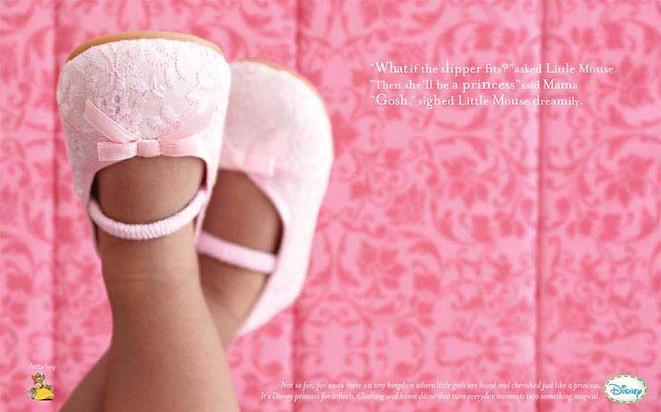 Disney Baby Princess