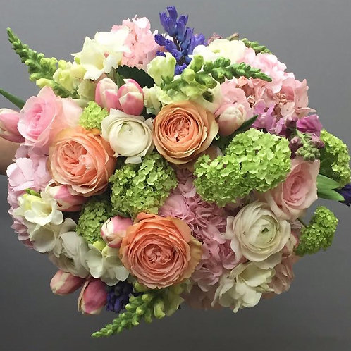 Large -  Custom hand-tied bouquet