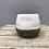 Thumbnail: Corsica Ceramic Crackle 2 Tone Pot - White