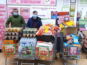 Thank you to Asda, Fosse Park!