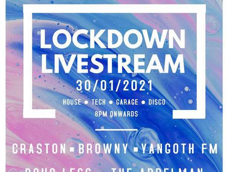 Project Light host Lockdown Livestream in aid of The Bridge