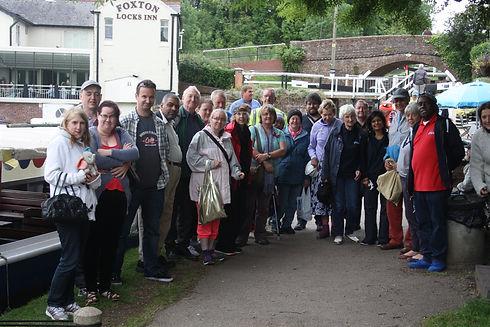 2015 (4) - Foxton Locks Trip - August 20
