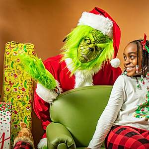 Team 3 Grinch Photos 2020