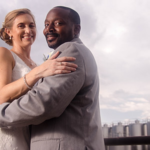 Lindsay + Andre' Wedding