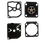 Thumbnail: Carburettor repair kit Zama C1Q S152C Stihl MS180