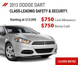 Dodge Dart Ad - NADAguides.com