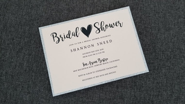 Blush Bridal Shower