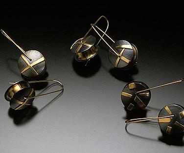 Applecore Earrings