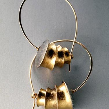Segment Earrings