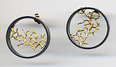 Small Saguaro Earrings