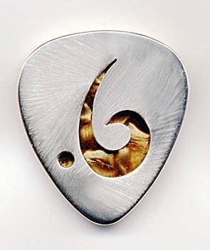 Guitar Pick Milestone