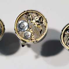 3 Clockworks Rings