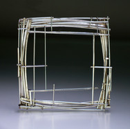 Stainless Open Square.