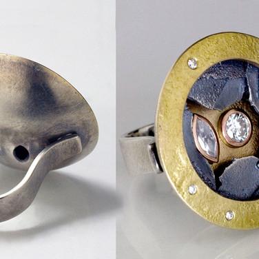 Wedding Ring For a Metalsmith