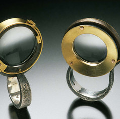 Loupe Rings