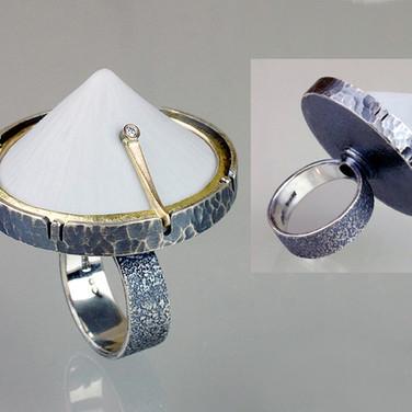 Icecap Ring