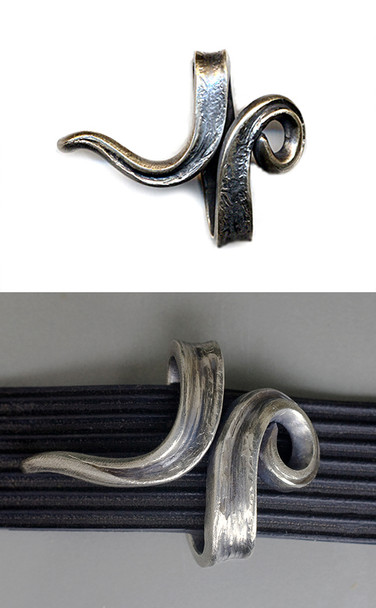 Forged Sterling One-Piece