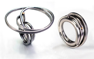 New Stainless Rings