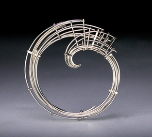 Stainless Brooches