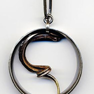 Forged Pendant