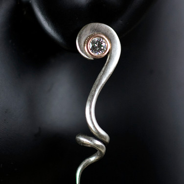 Forged Earrings