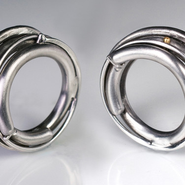 Stacked Composite Ring
