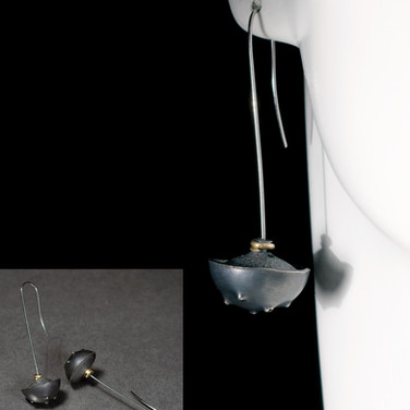 Hanging Potter Earrings