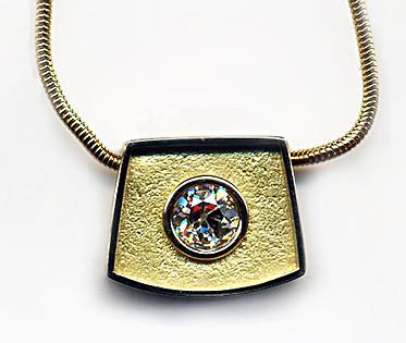 Diamond Pendant.