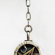 Astrolabe Pendant