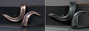 Bronze & Steel One-Piece