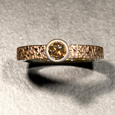 Molly's Engagement Ring