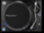 Pioneer Turntable and Mixer, PLX-1000, DJM-450