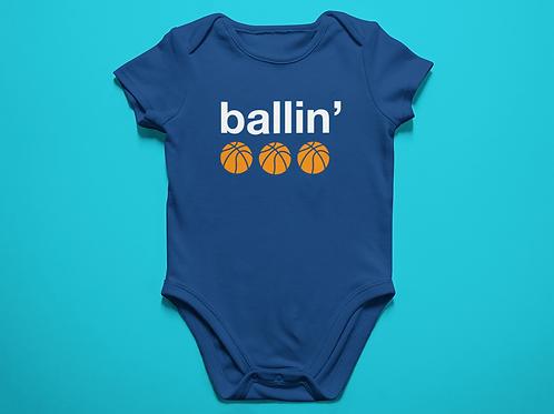 Ballin' Onesie