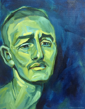 Untitled (Prussian Blue Nights)