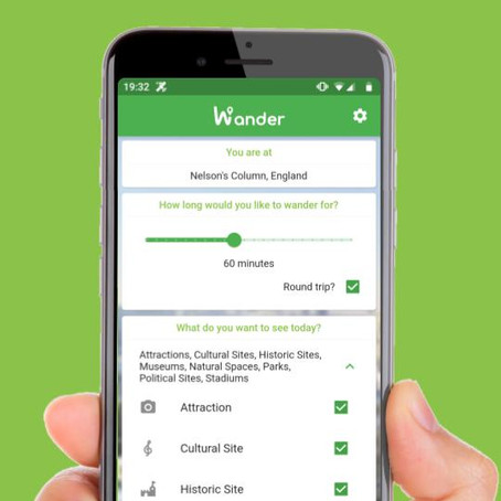 Wander is now available!