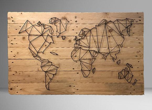 BERT. Map Monde