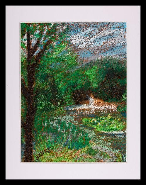Quarry Hill Pond