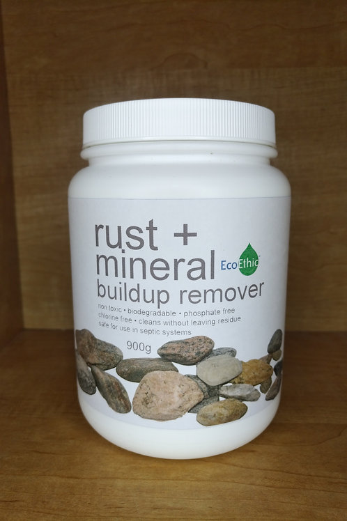 EcoEthic Rust and Mineral Buildup Remover
