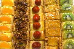 Pastes fruita