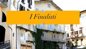 I finalisti del Premio Letterario il Borgo Italiano 2021 Borgo di Lanzo Torinese