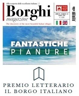 Borghi Magazine e Premio Letterario il Borgo Italiano