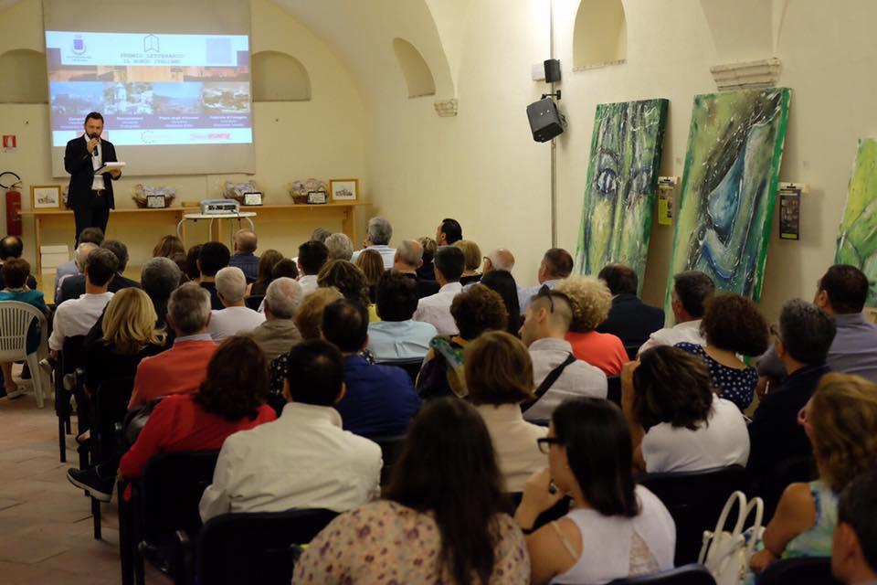 Premiazione Premio Letterario il Borgo Italiano